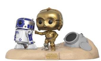 Funko Pop Star Wars Movie Moments-Escape Pod Landing #23226