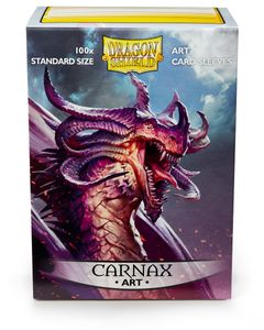 100 Dragon Shield ART Card Sleeves / Hüllen – Bild 2