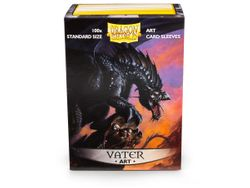 100 Dragon Shield ART Card Sleeves / Hüllen – Bild 7