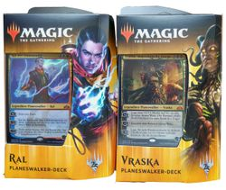 Gilden von Ravnica - Planeswalker Deck deutsch - MtG Magic the Gathering – Bild 1