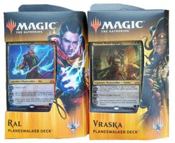 Guilds of Ravnica - Planeswalker Deck englisch - MtG Magic the Gathering – Bild 1