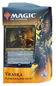 Guilds of Ravnica - Planeswalker Deck englisch - MtG Magic the Gathering – Bild 2