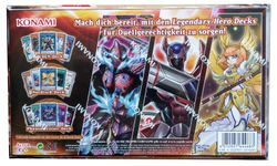 Yu-Gi-Oh! Legendary Hero Decks - deutsch – Bild 2