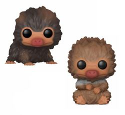 Funko POP! Fantastic Beasts 2: Baby Nifflers 2-Pack #32755