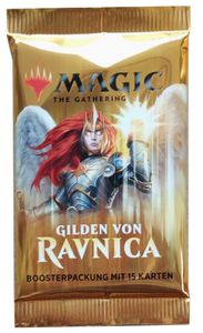 Gilden von Ravnica Booster deutsch - MtG Magic the Gathering