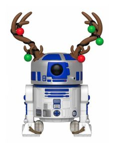 Funko POP! Holiday R2-D2 w/ Antlers #33891