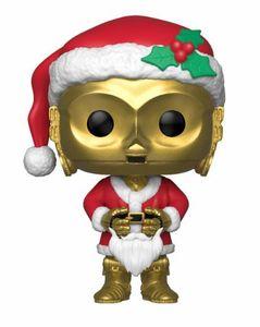 Funko POP! Star Wars Holiday Santa C-3PO #33888
