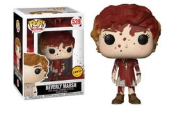 Funko POP! Stephen Kings Es - Beverly Marsh #29523 CHASE EDITION