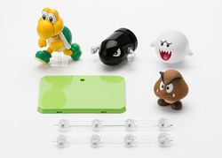 Super Mario Bros. S.H. Figuarts Diorama Play Set D Tamashii Web Exclusive – Bild 2