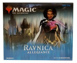 Ravnica Allegiance Fat Pack Bundle englisch Magic the Gathering  – Bild 1