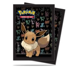 Ultra Pro Standard Sleeves - Pokemon Eevee (65 Sleeves) #84922