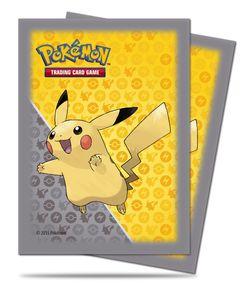 Ultra Pro Standard Sleeves - Pokemon Pikachu (65 Sleeves) #84557