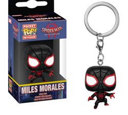 Funko POP Keychain - Animated Spider-Man Miles Morales #34756