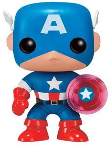 Funko POP! Marvel Captain America Photon Shield #10128