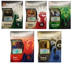 Gilden von Ravnica Gilden Kit deutsch - Magic the Gathering – Bild 1