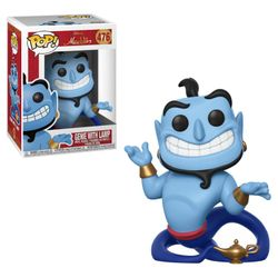 Funko Pop - Disney - Aladdin - Genie with Lamp #35757