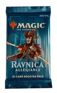 Ravnica Allegiance Booster englisch - MtG Magic the Gathering