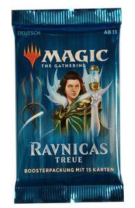 Ravnicas Treue Booster deutsch - MtG Magic the Gathering