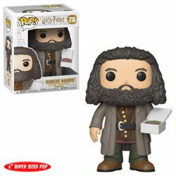 Funko POP! Movies Harry Potter - Rubeus Hagrid with Cake #35508