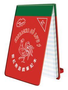 Score Keeping Life Pad - Sriracha - Ultra Pro