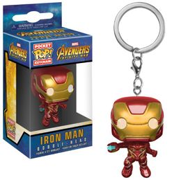 Funko POP Keychain - Marvel - Avengers Inifinity War - Iron Man #27303