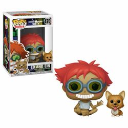 Funko POP! Cowboy Bebop : Edward and Ein #33914