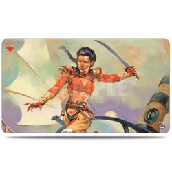 Captain Sisay - MtG Legendary Playmat - Spielmatte