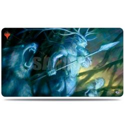 Karador, Ghost Chieftain - MtG Legendary Playmat - Spielmatte
