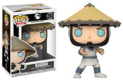 Funko POP! Mortal Kombat X Raiden 9cm #21711