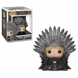 Funko POP! Game of Thrones - Cersei Lannister on Iron Throne 15cm #37796