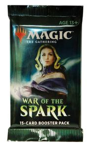 War of the Spark Booster englisch - MtG Magic the Gathering