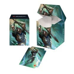 War of the Spark MtG Magic TCG Ultra Pro Deckbox 100+  – Bild 2