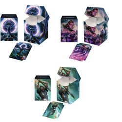 War of the Spark MtG Magic TCG Ultra Pro Deckbox 100+  – Bild 1