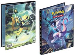 Pokemon 4-Pocket Portfolio Sun and Moon 10 #85881-P von Ultra Pro