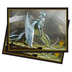 100 Ultra Pro Elder Dragons MtG Magic Sleeves - (66x91mm)  – Bild 5