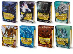 60 Dragon Shield Japanese Classic Sleeves