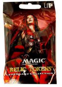 Ultra Pro: Magic the Gathering Relic Token - Legendary Collection