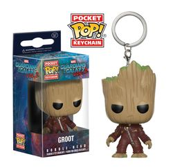 Funko POP Keychain - Marvel Guardians of the Galaxy Vol.2 Groot #13291