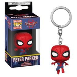 Funko POP Keychain - Animated Spider-Man - Peter Parker #34446