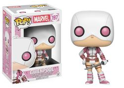 Funko POP! Marvel Gwenpool Masked with Sword #13206