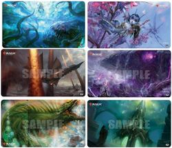 Ultimate Masters Magic the Gathering - MtG Playmat - Spielmatte – Bild 7