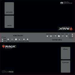 Ultra Pro 2-Player Battlefield Playmat 2018 for Magic the Gathering