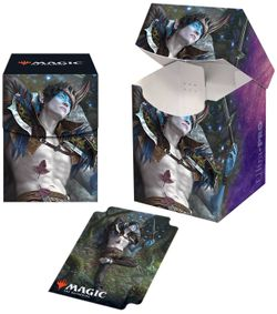 Throne of Eldraine - Ultra Pro Deckbox Deck-Box Deck Box 100+  – Bild 4
