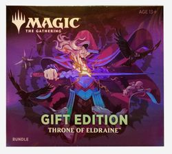 Throne of Eldraine Bundle - Gift Edition - MtG Magic the Gathering – Bild 1