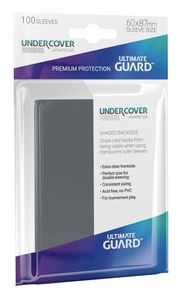 Ultimate Guard Undercover Sleeves JAPANISCHE GRÖSSE (60 x 87 mm) (100St.)