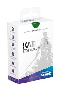 Ultimate Guard Katana Sleeves Standard Size (100) (66x91mm) – Bild 6
