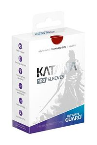 Ultimate Guard Katana Sleeves Standard Size (100) (66x91mm) – Bild 7