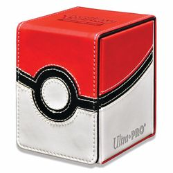Alcove Flip Box - Ultra Pro - Pokeball #85313