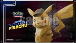 Pokemon Detective Pikachu Playmat - Spielmatte #15205