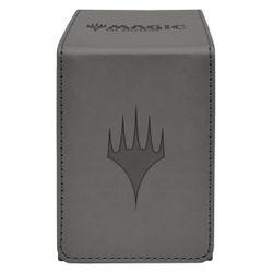 Alcove Flip Box - Ultra Pro - Planeswalker grey for MTG #86782